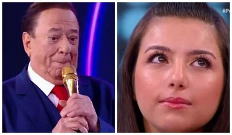 Raul Gil se pronuncia pela primeira vez sobre a morte de Yasmim Gabrielle