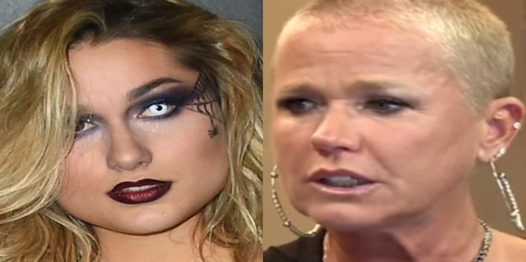 Em entrevista, Xuxa revela que Sasha já a convidou para fumar maconha: 'não quer provar?'