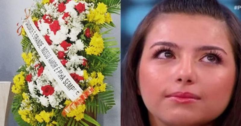 Amiga de Yasmim Gabrielle emocionou a todos ao fazer homenagem no velório da jovem