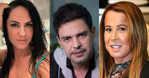 Zilu quebra silêncio, expõe mentira de Zezé Di Camargo e revela que flagrou o cantor a traindo com Graciele Lacerda