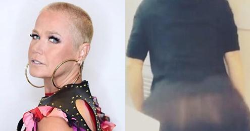 """Aos 56 anos, Xuxa Meneghel impressiona fãs ao surgir rebolando e ouvindo funk: """"56 anos e melhor que as de 20"""""""