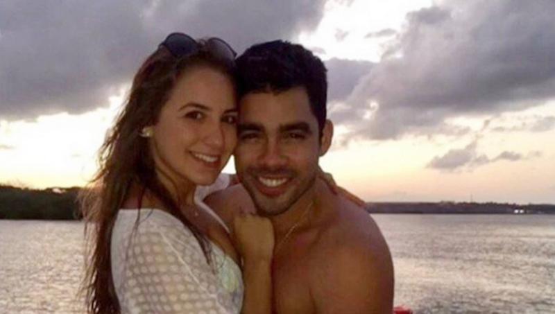 """Namorada de Gabriel Diniz faz reflexão em foto de voo: """"tudo tão confuso"""""""