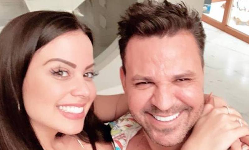 Após três meses do término, Eduardo Costa continua pagando aluguel, salário e carro de R$ 400 mil para ex