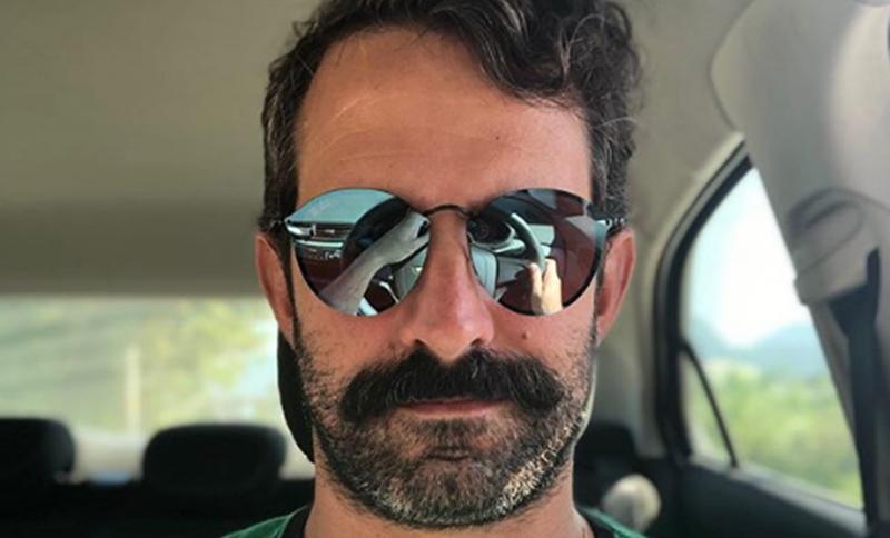 """Ex-ator da Globo vira motorista de aplicativo e recebe apoio de fãs: """"Todo trabalho é digno"""""""