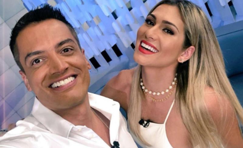 """Lívia Andrade abre o jogo sobre suposta briga com Léo Dias e revela: """"Ele precisa de ajuda"""""""