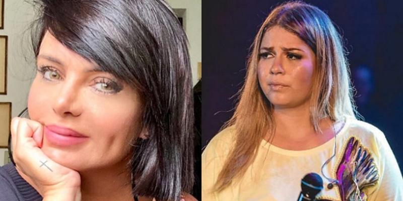 Após polêmica, Marília Mendonça sai em defesa de Preta Gil e Valentina rebate a cantora: 'Ninguém te chamou'