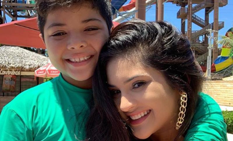 """Mileide Mihaile fala sobre desafios de criar o filho sozinha: """"O amor dá um jeito em tudo"""""""