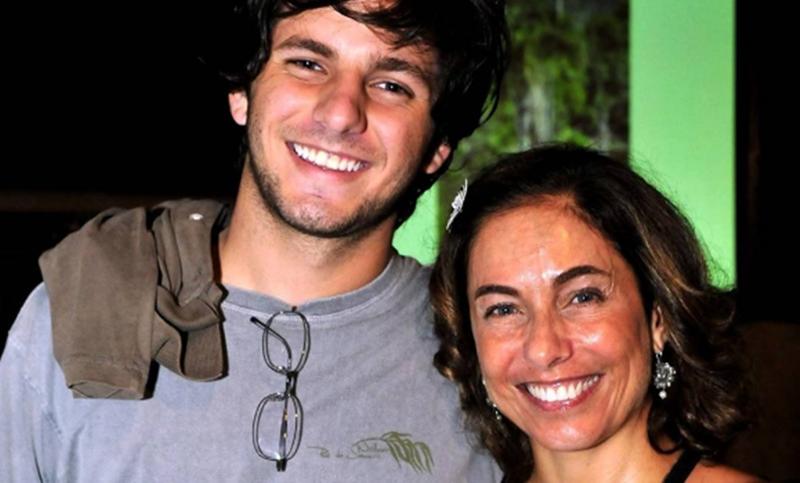 """Cissa Guimarães posta texto emocionante nove anos após morte do filho: """"Saudades doídas e infinitas"""""""