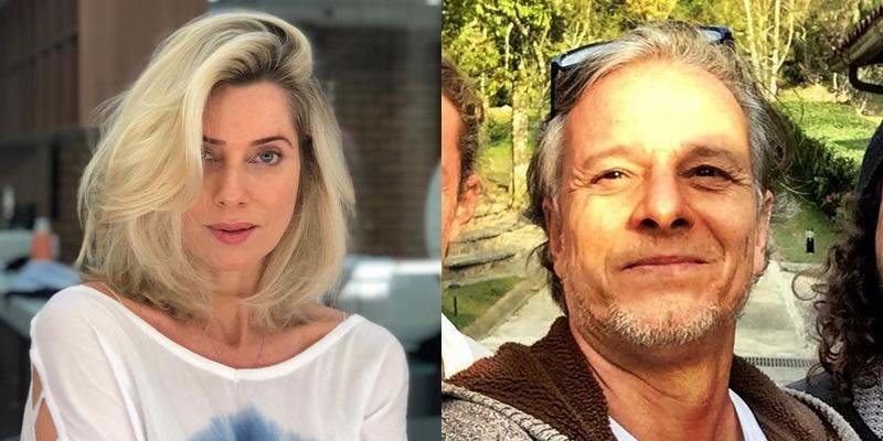 """Letícia Spiller faz bela homenagem ao ex, Marcello Novaes, e fãs elogiam: """"Um exemplo a ser seguido"""""""