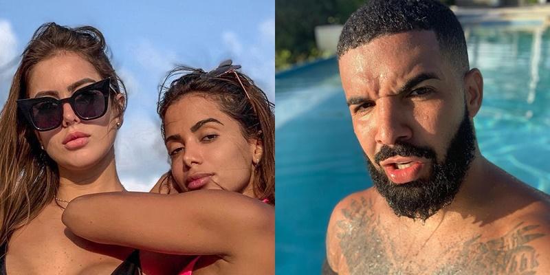 Após suspeita de affair, Anitta se recusa a pagar passagem para amiga visitar Drake no Canadá