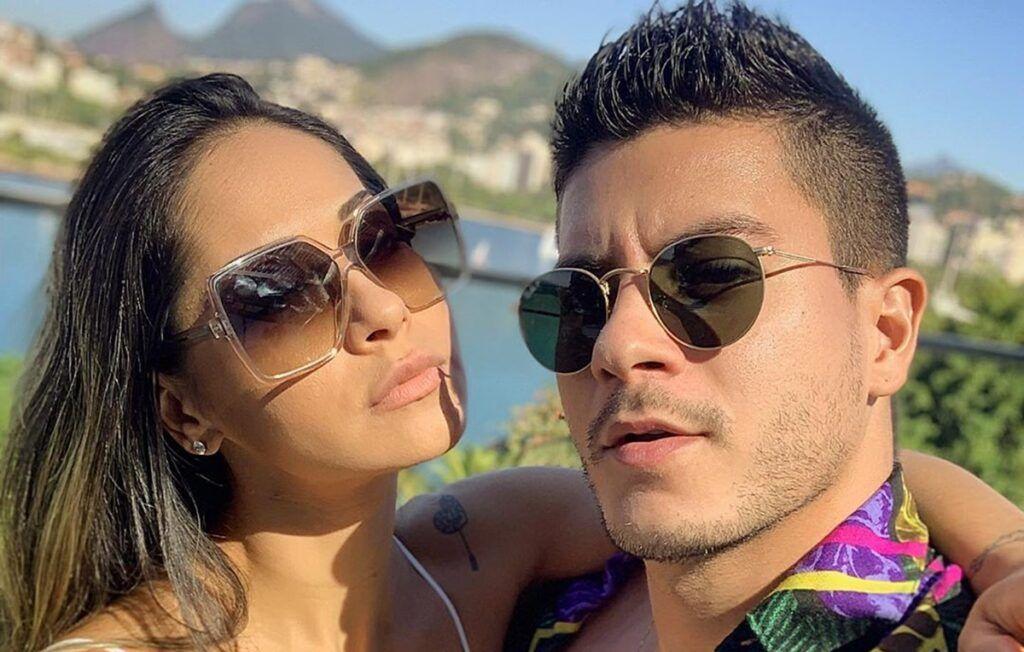 """Arthur Aguiar reflete após apagar vídeo desmentindo ex-esposa, Mayra: """"Um dia de casa vez"""""""