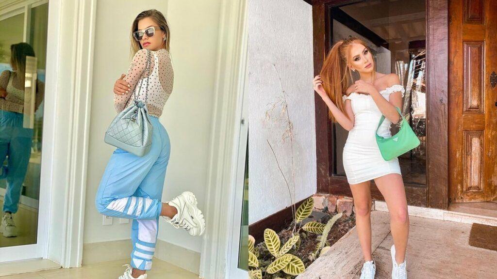 "Youtuber famosa enaltece beleza de Andressa Suita em sequência de fotos: ""Linda"""