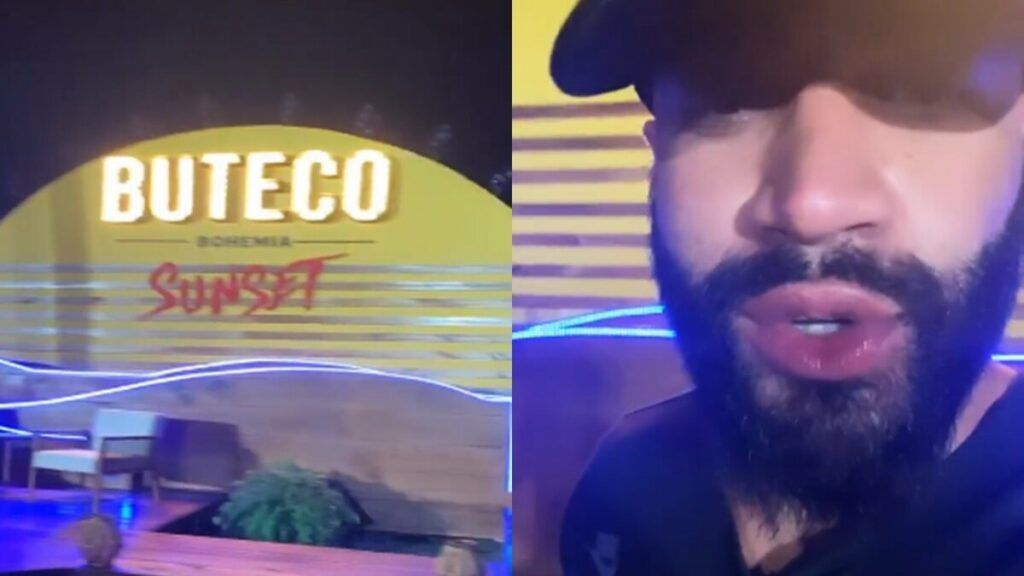 Direto de Pernambuco, Gusttavo Lima mostra palco da live show e anuncia premiação histórica