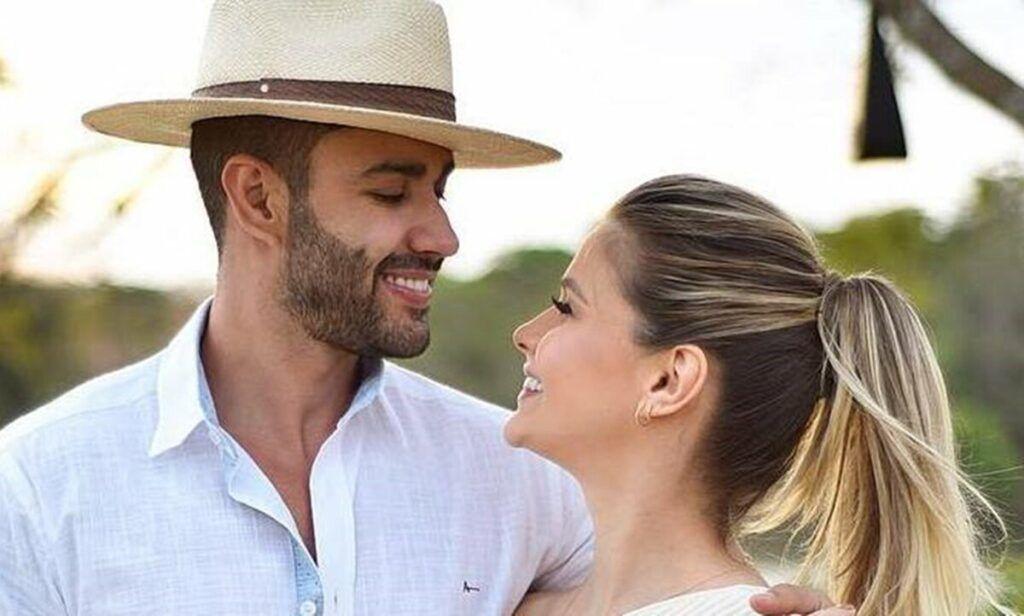 """Andressa Suita fala em ter uma filha com Gusttavo Lima: """"Vão me fazer sonhar"""""""