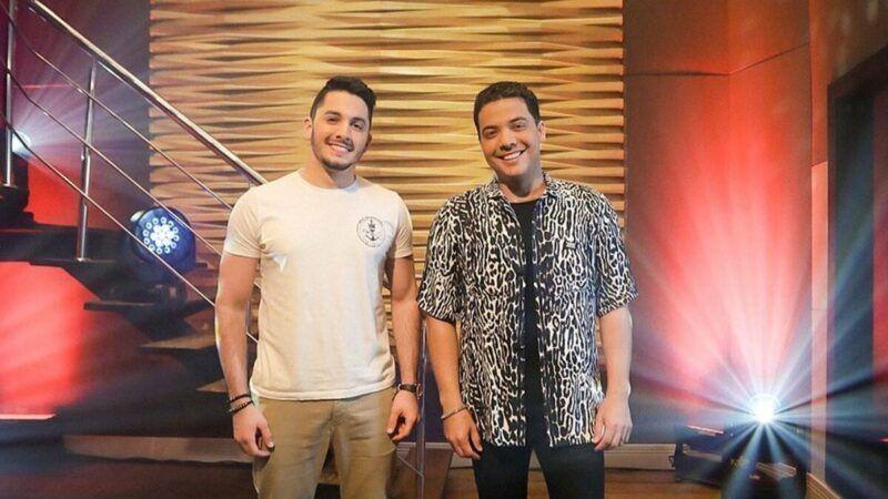 Jonas Esticado grava música com participação de Wesley Safadão: 'Isca'
