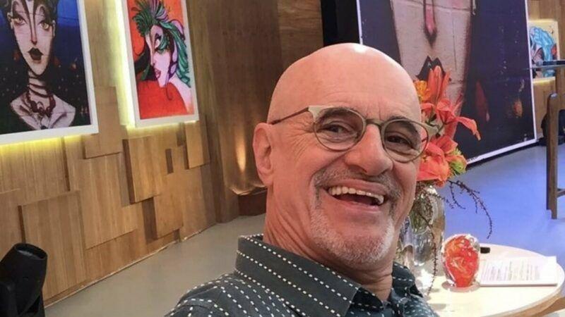 Aos 68 anos, Marcos Caruso surpreende ao revelar que é bissexual