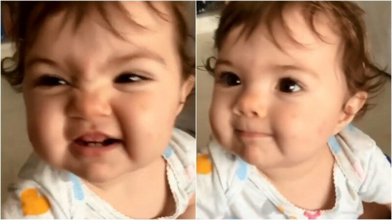 "Tatá Werneck mostra a filha chamando Rafael Vitti de mãe: ""Reviravolta"""