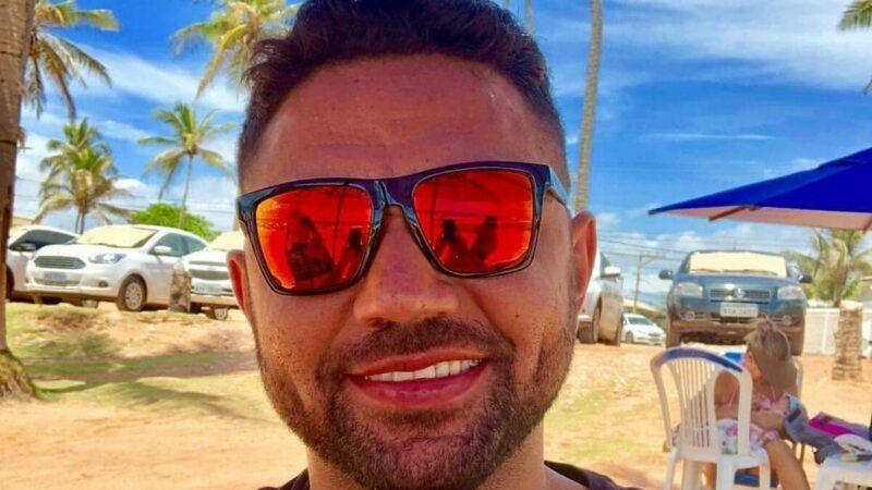 Cantor Tay, vocalista da Banda Chicana, morre aos 36 anos vítima de acidente automobilístico