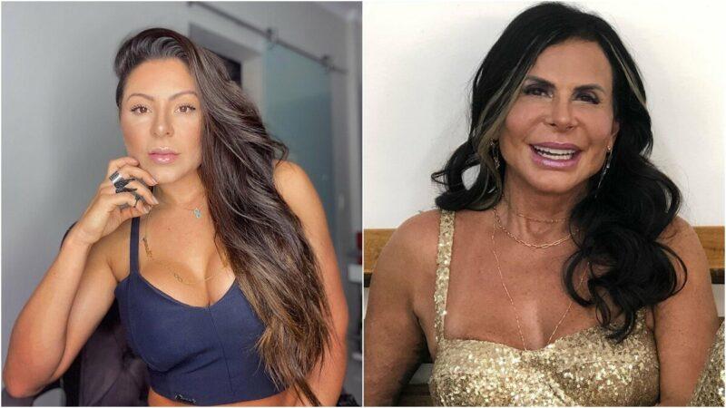 "Andressa Ferreira elogia a sogra, Gretchen: ""Deusa"""