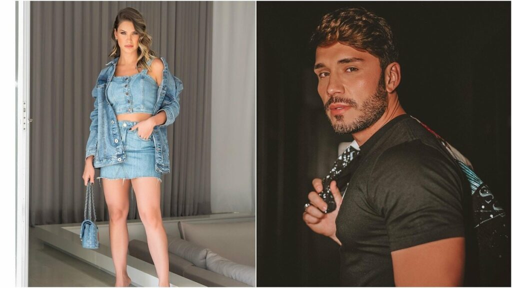 Matheus Mazzafera revela suposto crush de Lucas Viana e fãs apontam Andressa Suita