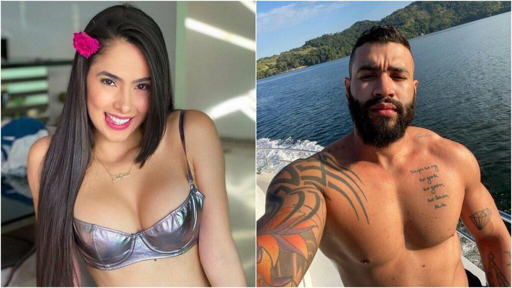 """Juliana Bonde é atacada após negar affair com Gusttavo Lima: """"Será que eu daria uma chance?"""""""