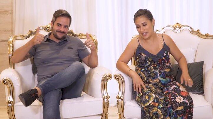 Saga iniciada: Simone pede sugestões de nomes para a primeira filha com Kaká Diniz