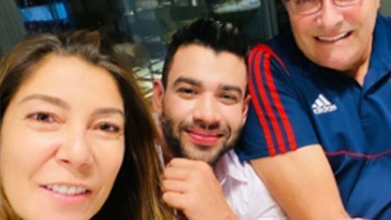 """Gusttavo Lima se encontra com casal de empresários em Minas Gerais: """"Toda minha gratidão"""""""