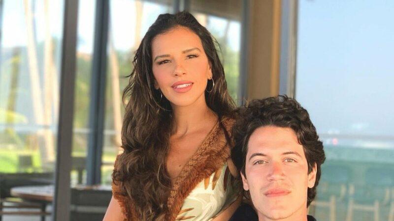 Após supostamente ter dado mole para Gusttavo Lima, Mariana Rios termina casamento