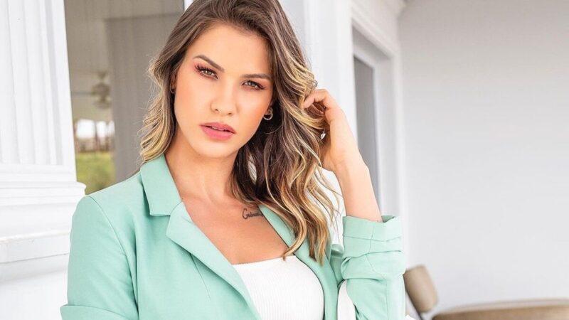 """Andressa Suita cita Big Brother Brasil em passeio na serra com as amigas: """"Tão querendo me eliminar"""""""