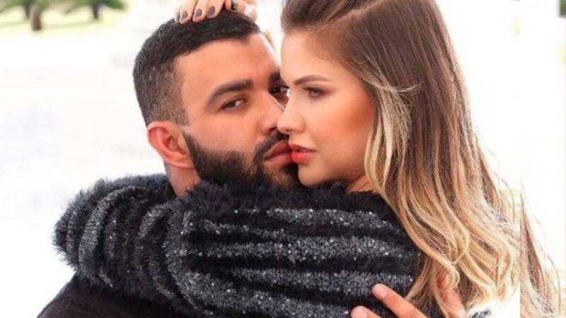 """Amigo entrega que Gusttavo Lima e Andressa Suita vivem relacionamento sem rótulos: """"Estão deixando acontecer"""""""