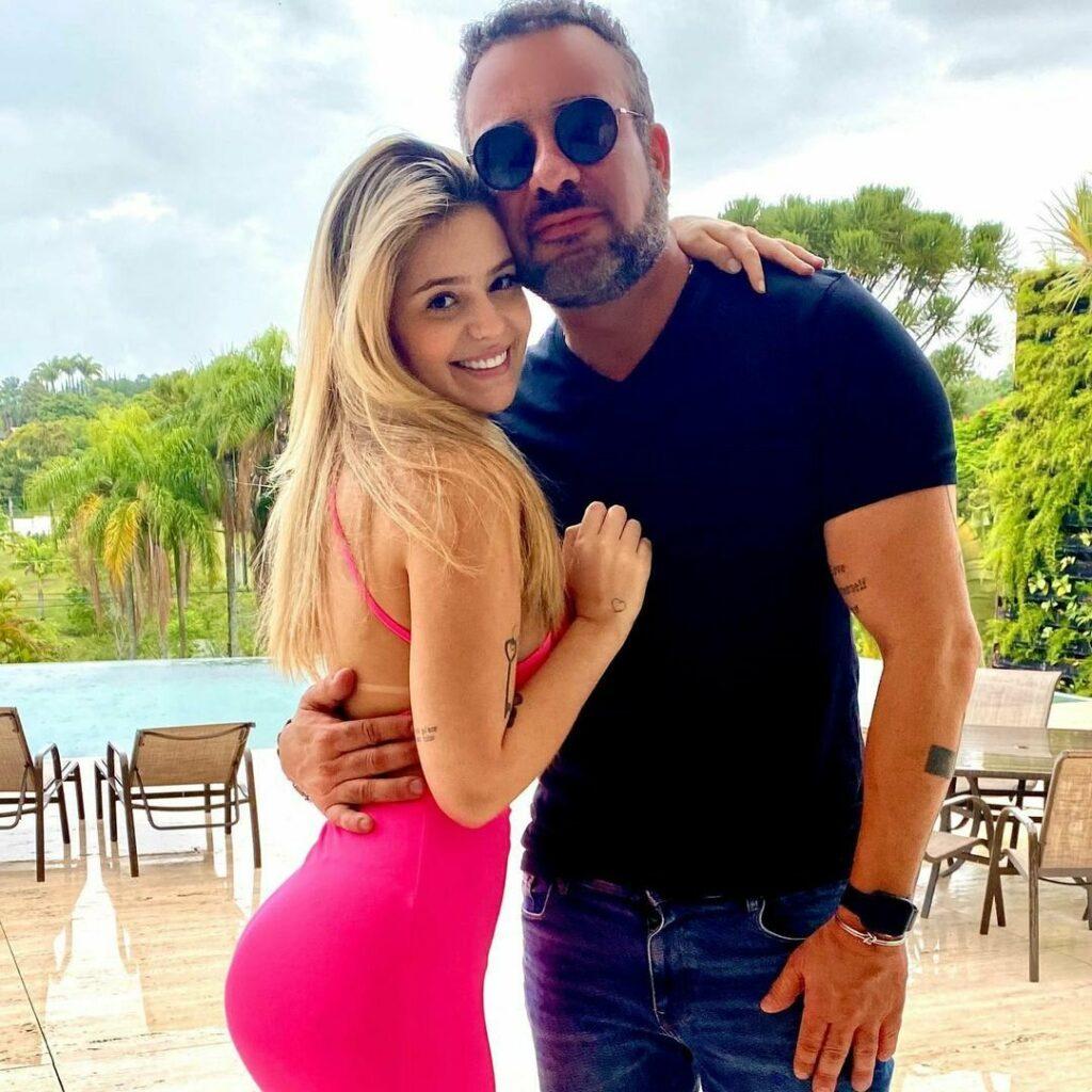 BBB21: Pai de Viih Tube esclarece amizade da filha com Nego Di no reality