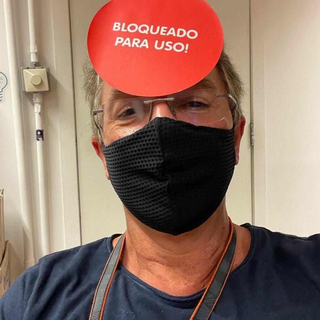 """Nego Di desabafa após ser bloqueado por Boninho, diretor do Big Brother Brasil: """"Levo na esportiva"""""""