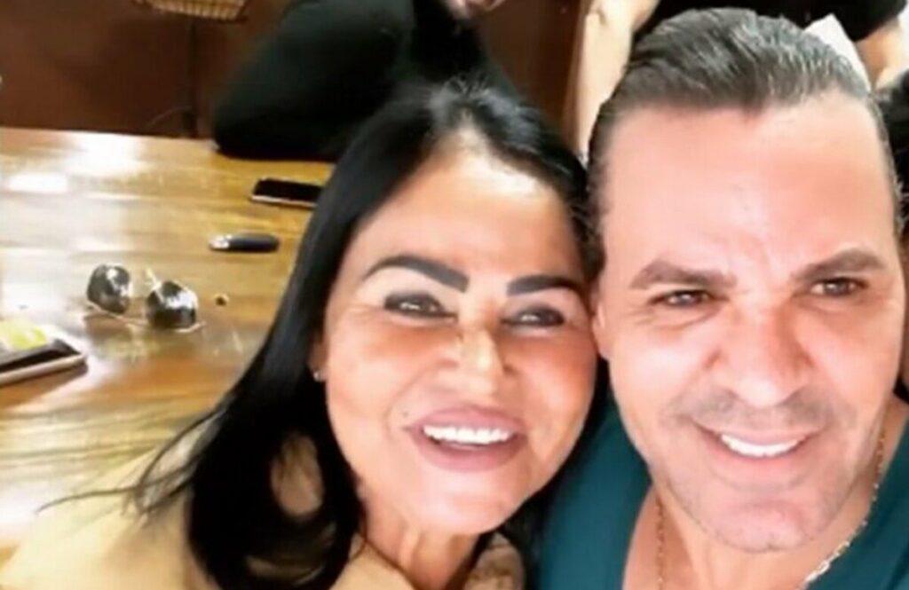 Eduardo Costa revela internação da mãe por Covid-19 e pede oração aos fãs - F5 NOTICIA