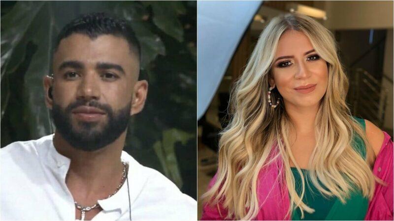 Marília Mendonça manda indireta ao pedir música para Gusttavo Lima em live: 'Agora estou sofrendo'
