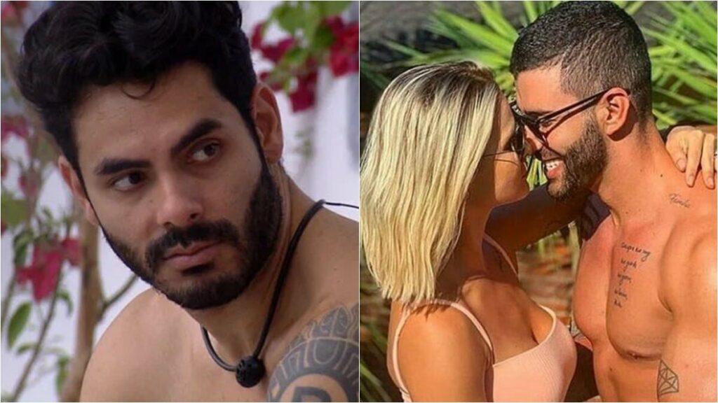 """BBB21: Rodolffo fala de reconciliação de Gusttavo Lima e Andressa Suita: """"Ele disse que não voltava não"""""""