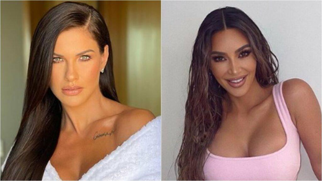 """Andressa Suita provoca influencer internacional após transformação: """"Kim está chorando"""""""