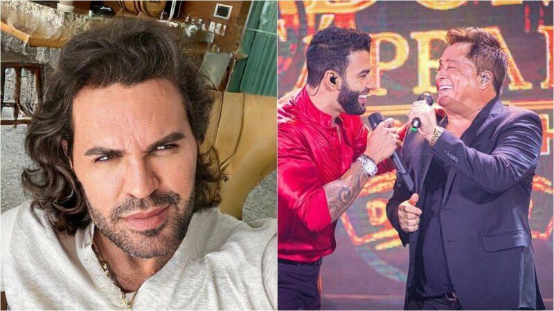 Eduardo Costa está com mágoa de Gusttavo Lima após live 'Cabaré', diz site