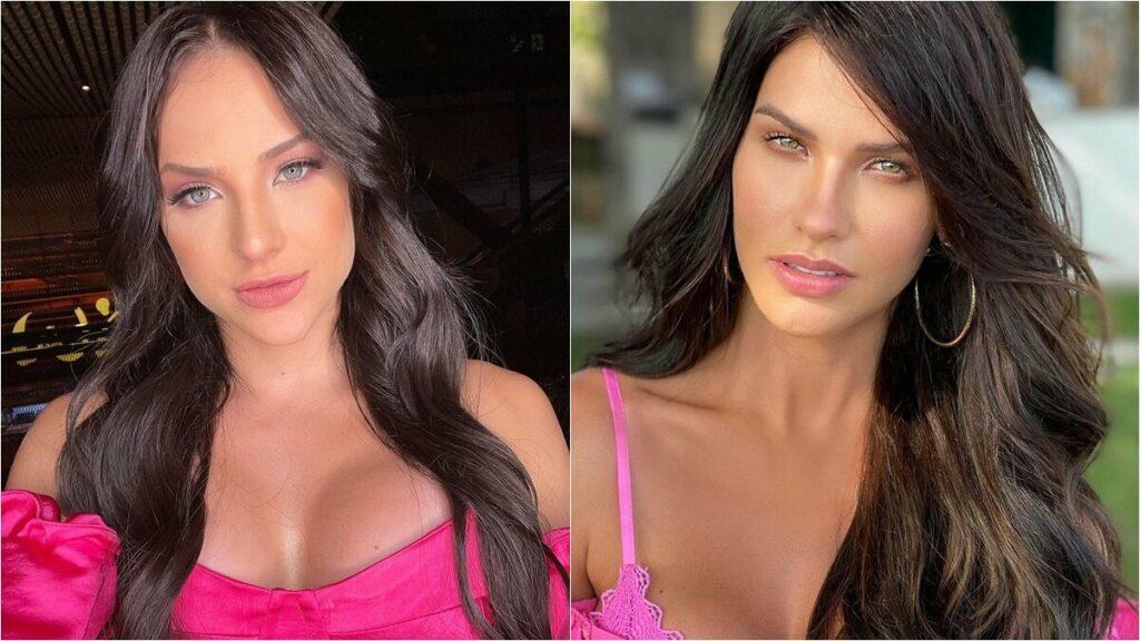 Gabi Martins é comparada a Andressa Suita após adotar visual de morena