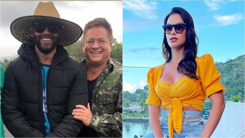 Andressa Suita confirma que não participará da live de Gusttavo Lima e Leonardo