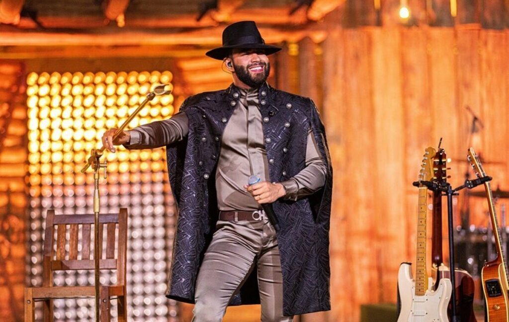 Gusttavo Lima vende todos os shows de 2022 por R$ 100 milhões
