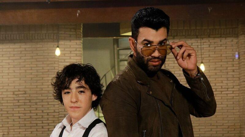 Enzo Rabelo, filho de Bruno, grava feat de música com Gusttavo Lima