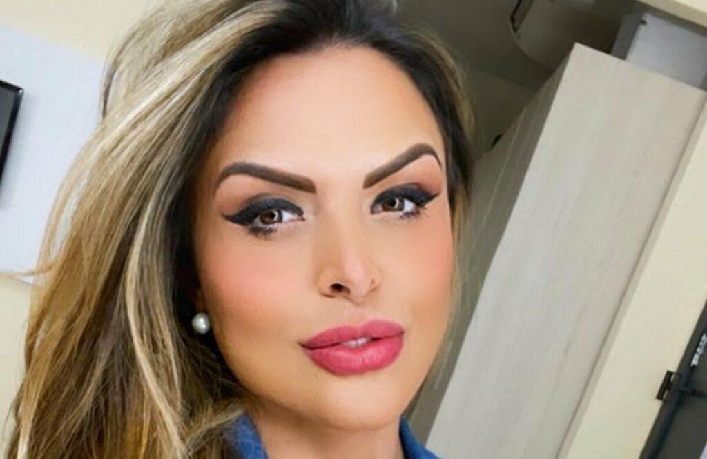 Silvye Alves agradece mensagens de apoio após ser vítima de agressões do ex-namorado