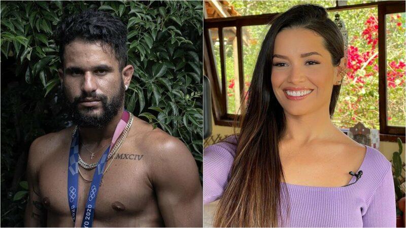 """Juliette elogia atletas """"gatos"""" das Olimpíadas e surfista manda recado: """"Não namoro"""""""