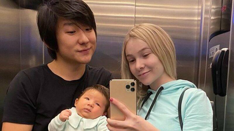 Após anunciar fim de casamento, Sammy Lee diz que Pyong seguirá convivendo com o filho