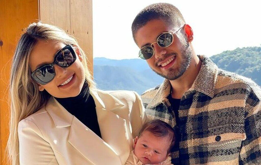 """Virginia Fonseca mostra casa nova onde vai morar com Zé Felipe e a filha: """"É muito grande"""""""
