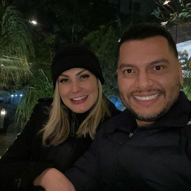 Grávida de três meses, Andressa Urach anuncia fim do casamento com Thiago Lopes
