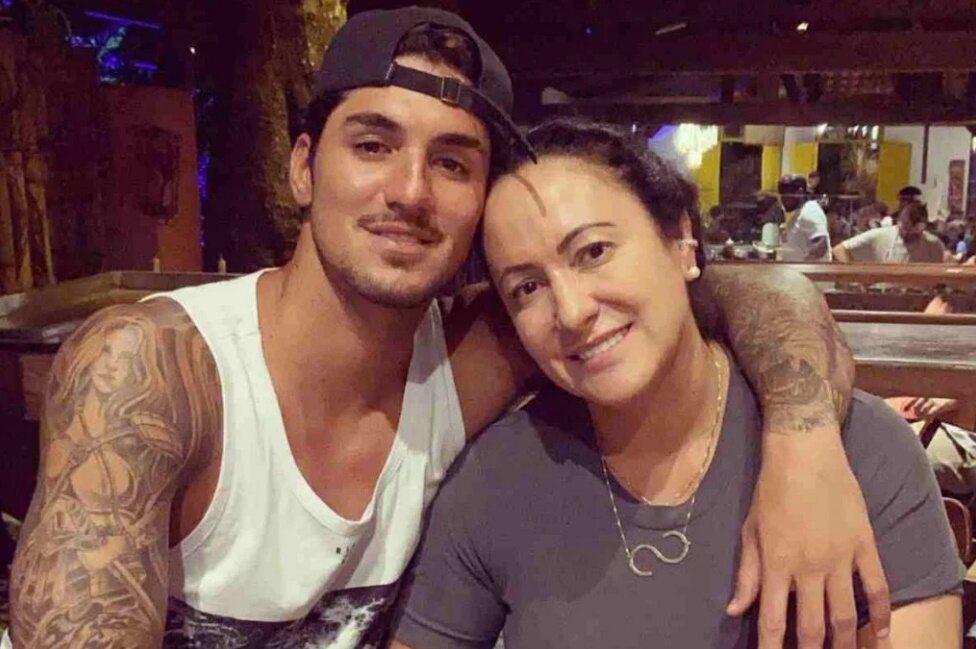 Mãe de Gabriel Medina pediu R$ 10 milhões em acordo de paz com o próprio filho