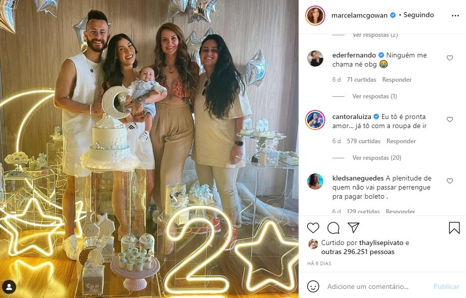 "Marcela e Luiza querem aumentar a família: ""Tô pronta"""