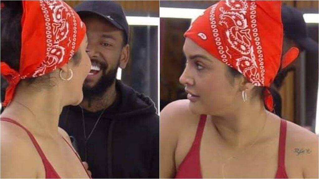 A Fazenda 13: Nego do Borel canta música em parceria de Wesley Safadão e deixa Mileide Mihaile desconfortável