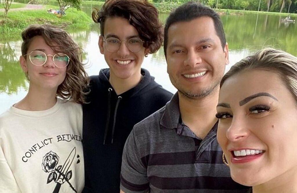Andressa Urach explica porque reatou casamento com Thiago Lopes